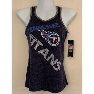 Tennessee Titans NFL Team Apparel Tank Top M